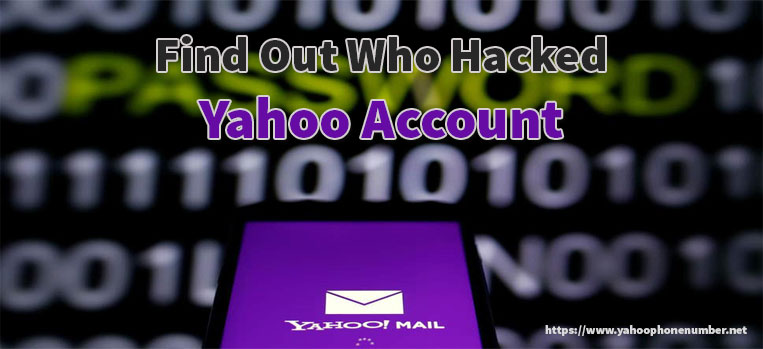 Find Out Who Hacked Yahoo Account