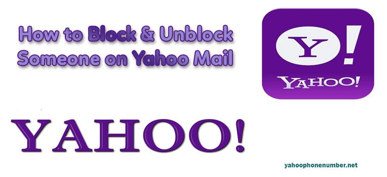 How to Block & Unblock Someone on Yahoo Mail